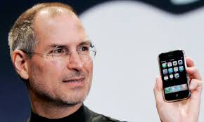 Steve Jobs iPhone announcement